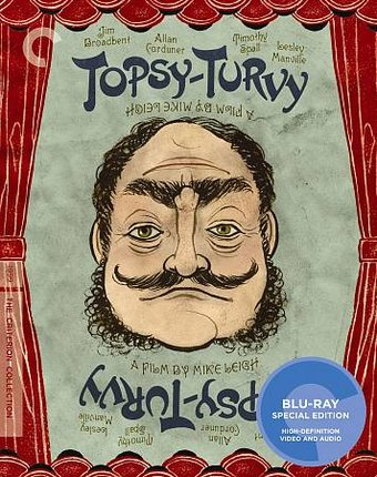 Topsy-Turvy (Blu-ray, Criterion Collection)