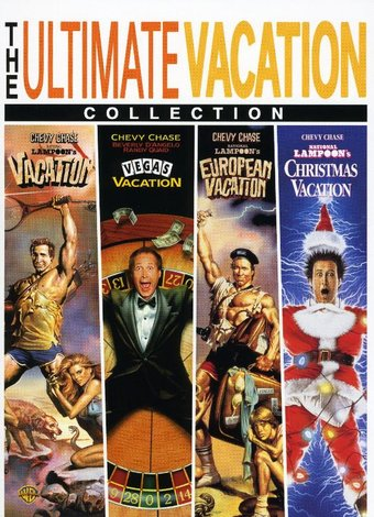 National Lampoon S Ultimate Vacation Collection Vacation