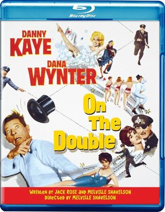 On the Double (Blu-ray)