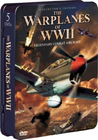 Warplanes of WWII: Legendary Combat Aircraft