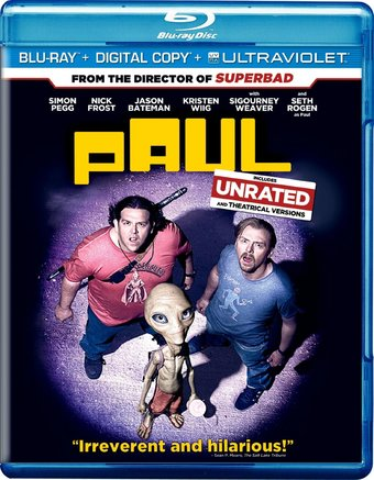 Paul (Blu-ray, Includes Digital Copy, UltraViolet)