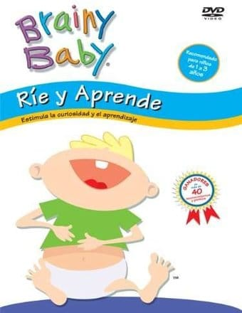 BRAINY BABY: RIE Y APRENDE - Laugh & Learn