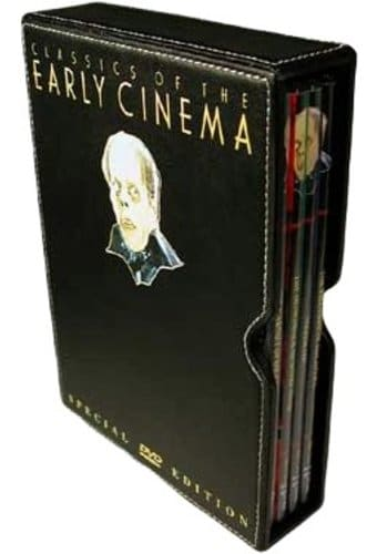 Classics of Early Cinema (4-DVD Leather Box Set)