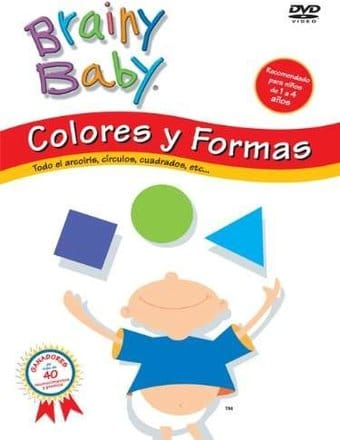 Brainy Baby: Shapes & Colors (Spanish Version)