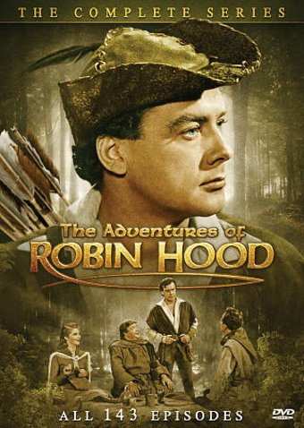 Adventures of Robin Hood - Complete Series