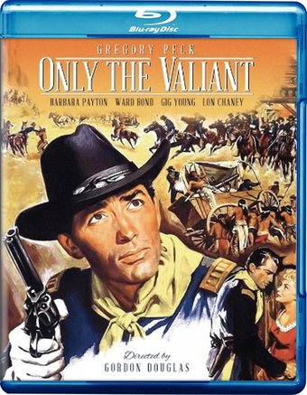 Only the Valiant (Blu-ray)