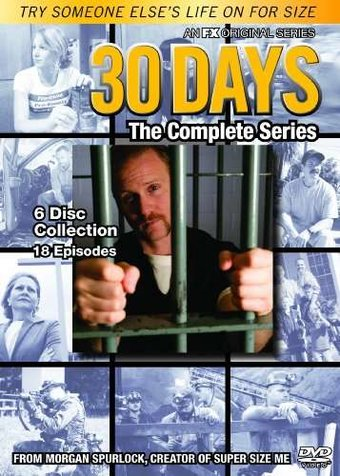 30 Days - Complete Series (6-DVD)