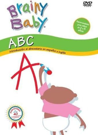 Brainy Baby - ABC's (Spanish)