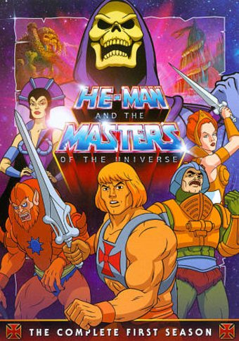 He-Man and the Masters of the Universe - Complete