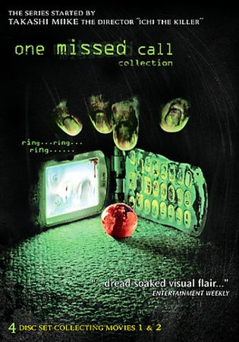 One Missed Call Pack (4-DVD)