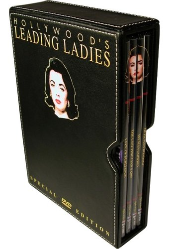 Hollywood's Leading Ladies Collection (4-DVD