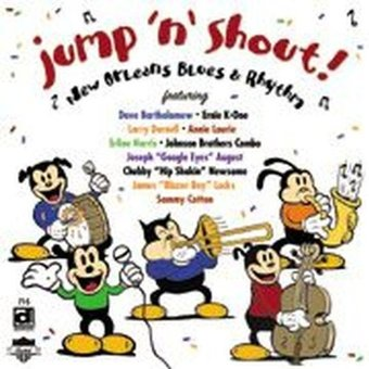 Jump 'N' Shout!: New Orleans Blues & Rhythm