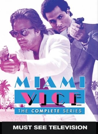 Miami Vice - Complete Series (20-DVD)