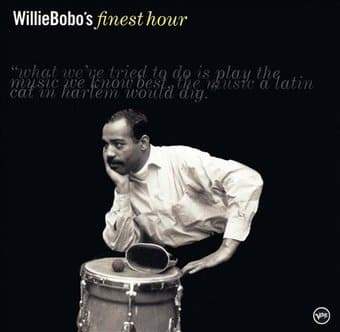 Willie Bobo's Finest Hour