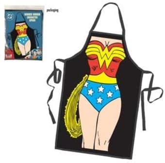 Wonder Woman - Be The Hero - Character Apron
