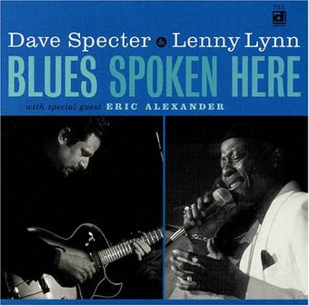 Blues Spoken Here