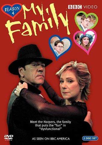 My Family - Season 4 (2-DVD)