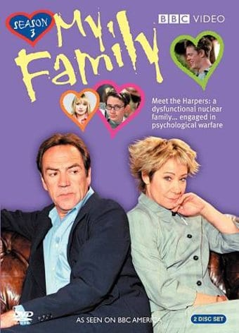 My Family - Season 3 (4-DVD)