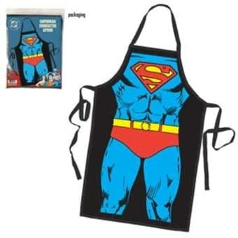 Superman - Be The Hero - Character Apron