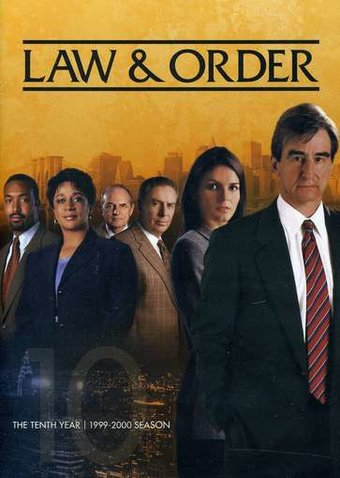 Law & Order - Year 10 (5-DVD)
