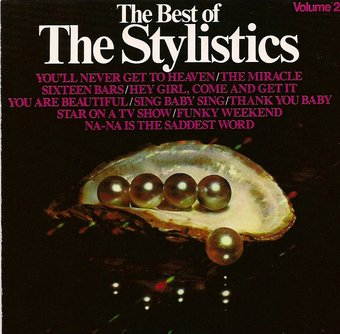The Best of the Stylistics, Volume 2
