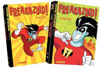 Freakazoid! - Seasons 1 & 2 (4-DVD)