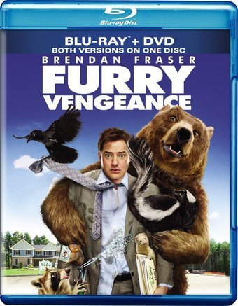 Furry Vengeance [Blu-ray]