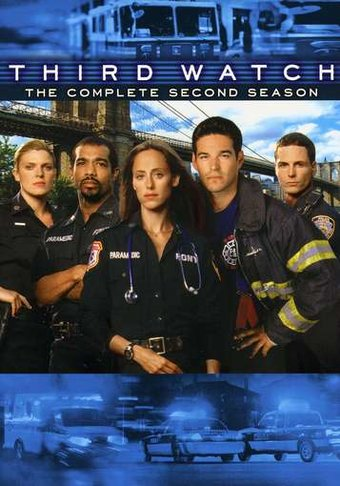 Third Watch - Complete Season 2 (6-DVD)