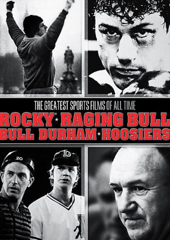 Greatest Sports Films of All Time (Rocky / Raging