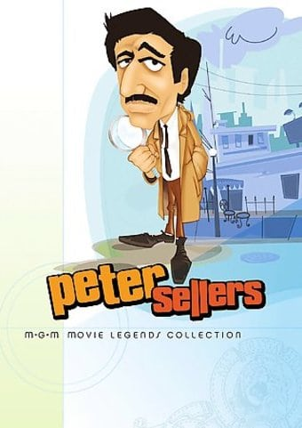 The Peter Sellers Collection (4-DVD)
