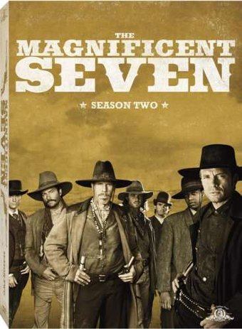 The Magnificent Seven - Complete 2nd Season