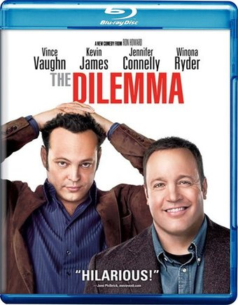 The Dilemma (Blu-ray, Includes Digital Copy)
