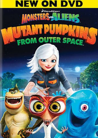 Mutant Pumpkins from Outer Space