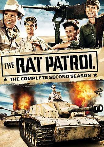 Rat Patrol - Complete 2nd Season (3-DVD)
