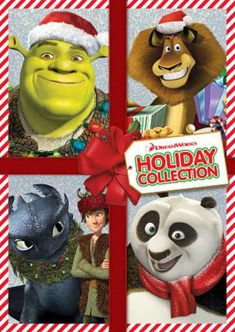 DreamWorks Holiday Collection (2-DVD)