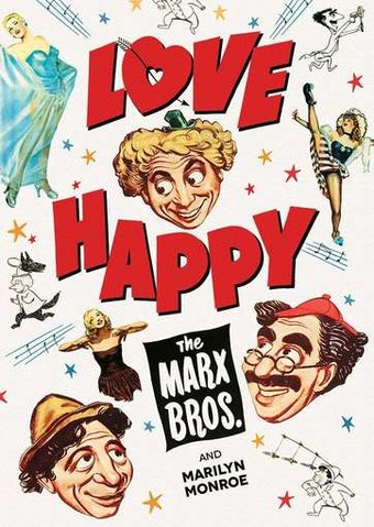 The Marx Brothers: Love Happy