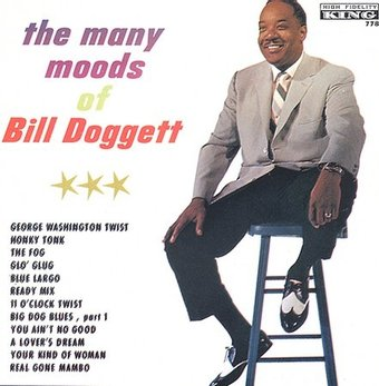 The Many Moods of Bill Doggett