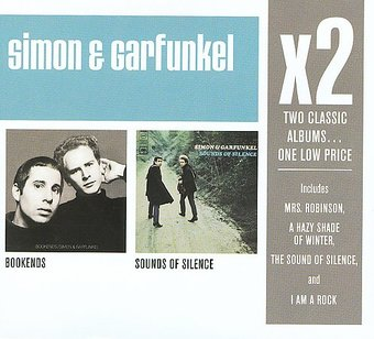 Bookends / Sounds of Silence (2-CD Box Set)