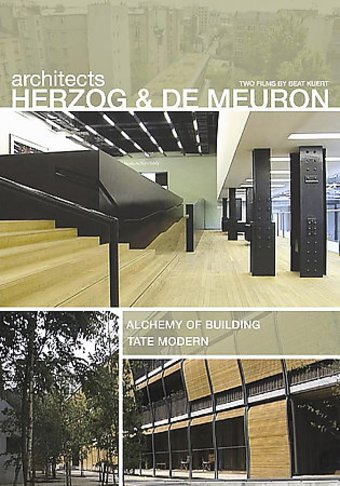 Architects Herzog and DeMeruon: Alchemy of