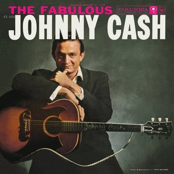 The Fabulous Johnny Cash (Mono - 180GV)