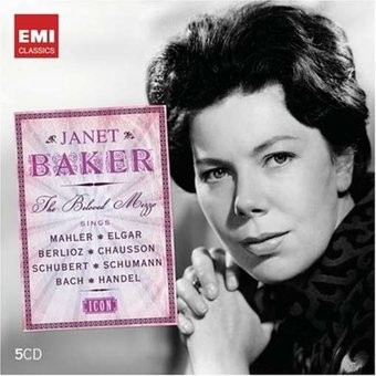 Icon: Janet Baker
