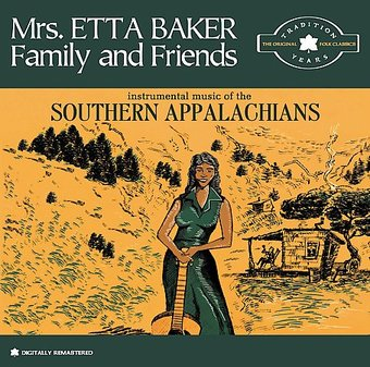 Instrumental Music of the Southern Appalachians: