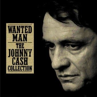 Wanted Man - Johnny Cash
