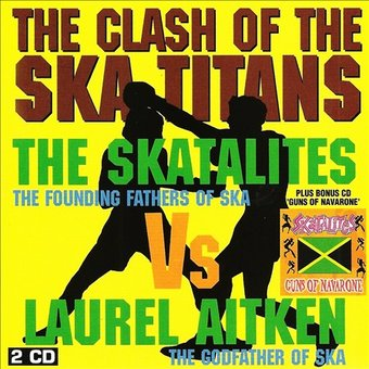 The Clash of the Ska Titans (2-CD)