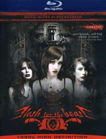 Flesh for the Beast (Blu-ray)