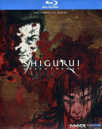 Shigurui: Death Frenzy - The Complete Collection