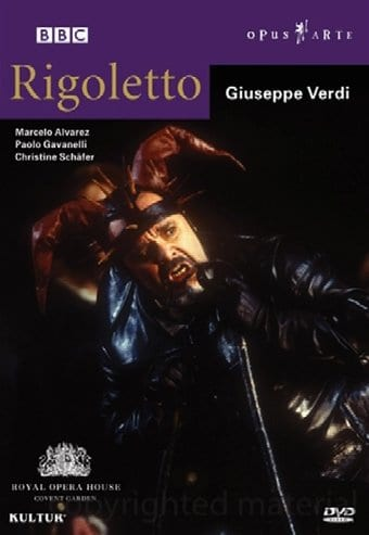 Verdi - Rigoletto: Royal Opera House (Opus Arte)