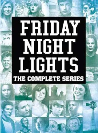 Friday Night Lights - Complete Series (19-DVD)