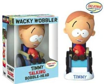 South Park - Timmy Talking Bobble Head