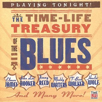 The Time-Life Treasury of the Blues